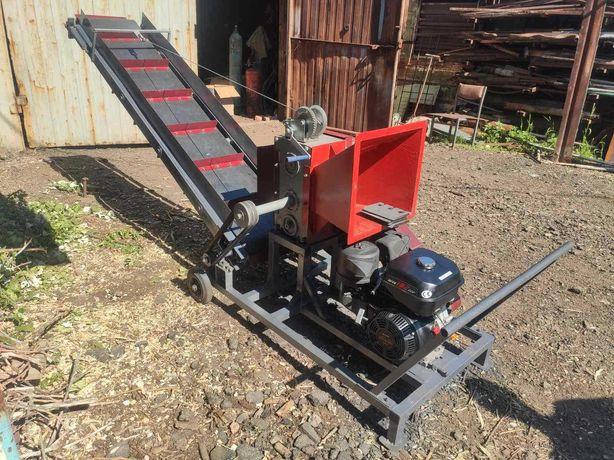 REZAK РБТ 120 для автоматической резки веток и дров толщиной до 120 мм