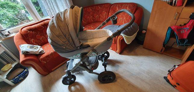 Wózek dziecięcy adamex barletta 3w1
