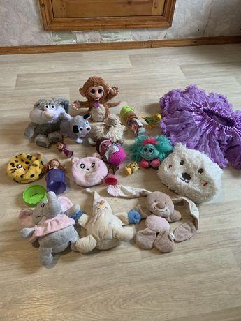 Пакет игрушек для девочки дисней