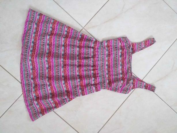 Sukienka new look dla dziewczynki r 134-140