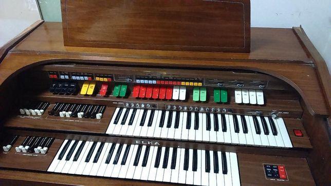 organy ELKA Artist 606