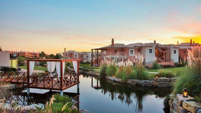 Algarve Carvoeiro para venda apartamento T2 de luxo no prestigioso res