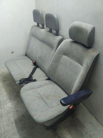 Сидіння vw t4 двійка+одиничка