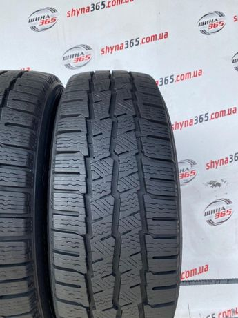 Шини 215/60 R17C MICHELIN AGILIS ALPIN (Протектор 9,5mm), 2 шт