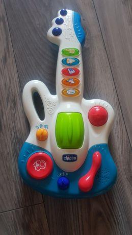 Gitara Chicco zabawka muzyczna