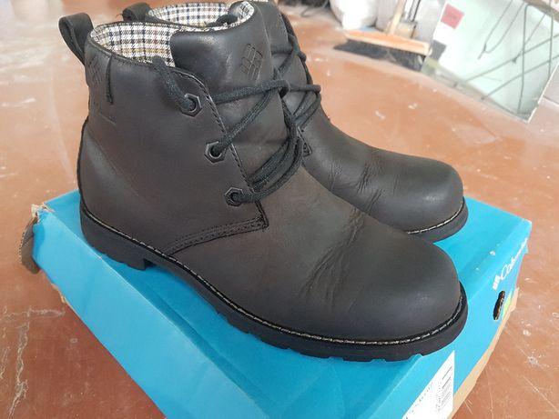 Зимние ботинки Columbia Chinook Chukka WP