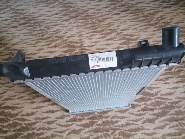 96182260 радиатор ланос 1.5 lanos