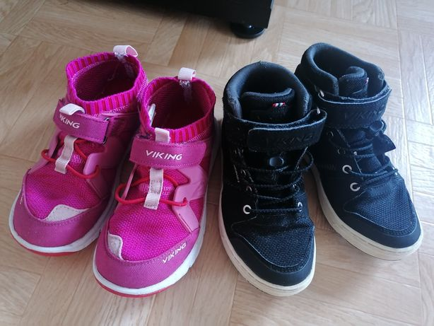 Демисезонная детская обувь Viking 29-30 размер 1