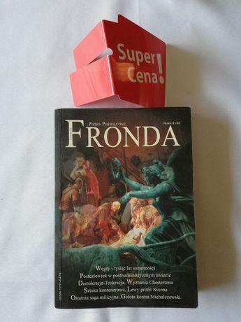 "książka ""Fronda 21/22"""