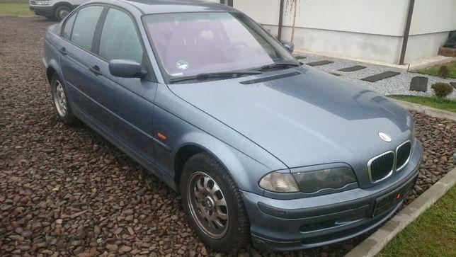 BMW 318 99 rok climatronic