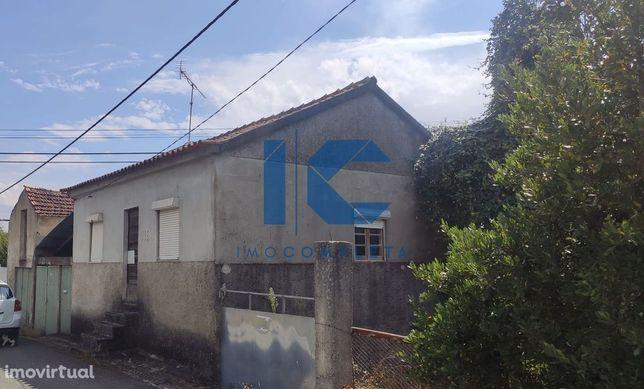 Moradia com terreno para venda em Águeda