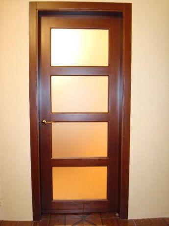 Двери деревянные межкомнатные и входные