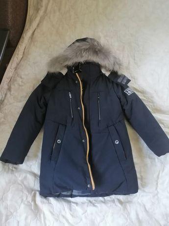 Зимова дитяча куртка