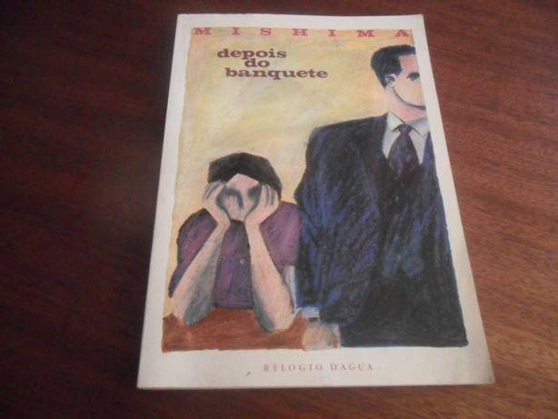 """""""Depois do Banquete"""" de Yukio Mishima"""