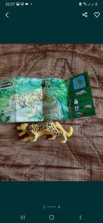 Леопард Киндер игрушки