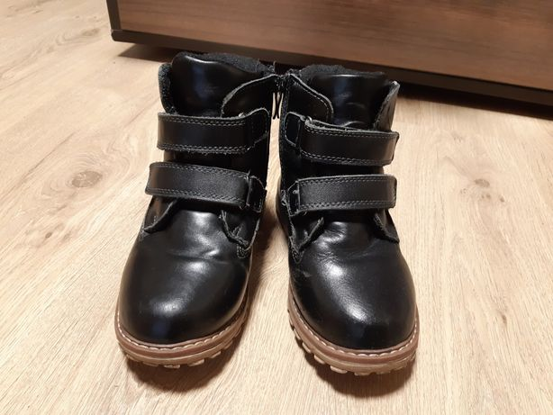 Зимние ботинки / сапоги / сапожки на мальчика 30 разм