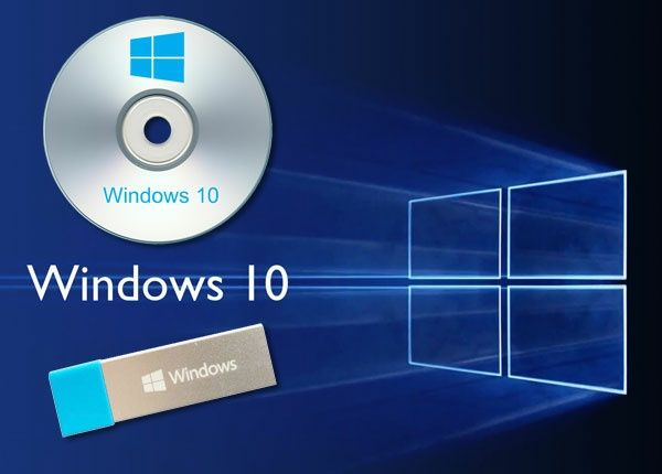 Установка Windows 10, 7, настройка, чистка компьютера дома недорого