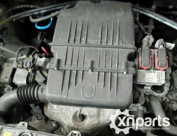 Motor FIAT GRANDE PUNTO (199_) 1.2 | 10.05 - Usado REF. 199A4.000