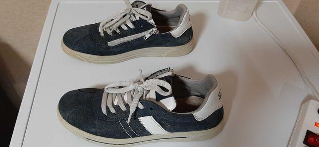 Кроссовки мокасины  туфли для мальчика 37 размер