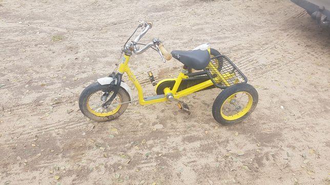 Rowerek rehabilitacyjny trójkołowy