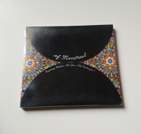Of Montreal: Hissing fauna are you... CD neutral milk hotel