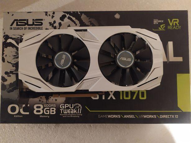Видеокарта Asus Dual 1070
