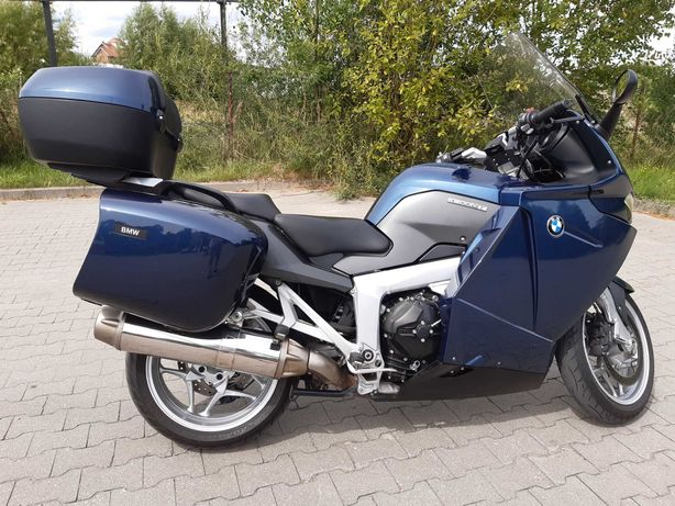 BMW k 1200 gt 55 tyś. km.