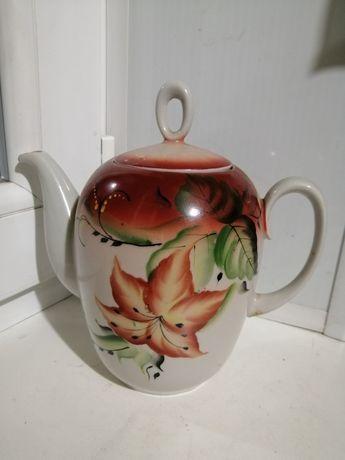 Чайник времен СССР