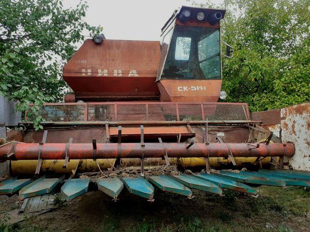 Комбайн СК-5 «Нива»