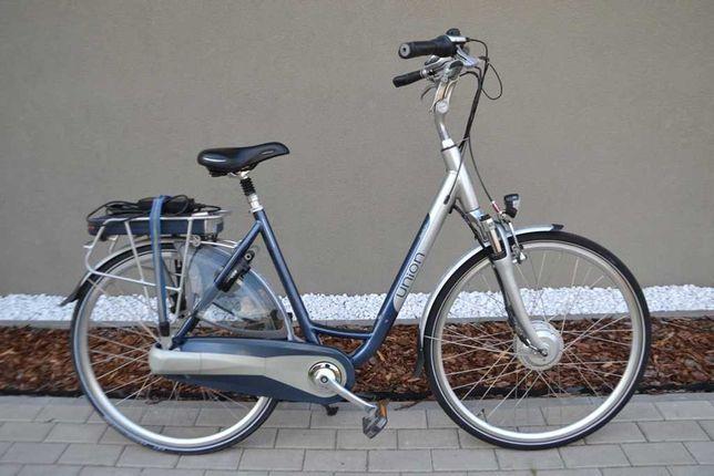 Rower elektryczny UNION SWITCH rama 53cm TRANZ-X 36V