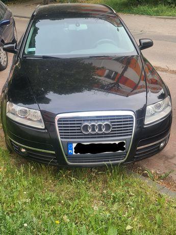 Sprzedam Audi a6 c6 kombi