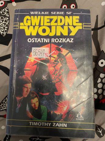 Książki: Ciszewski, Mróz, Pilipiuk, Star Wars