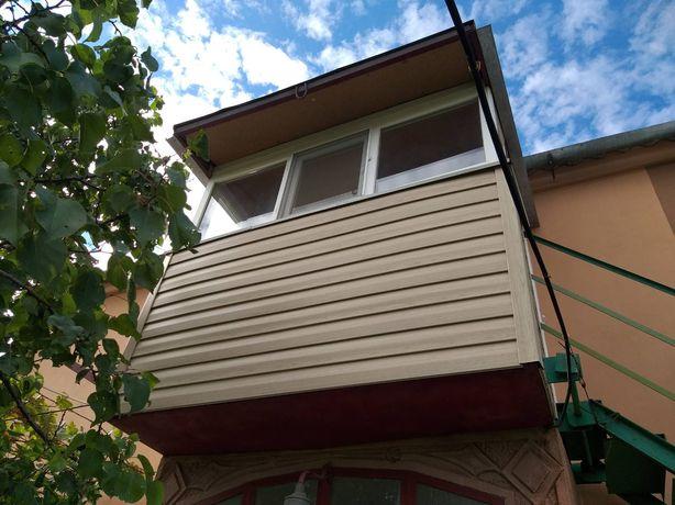 Фасадные работы Отделка под ключ