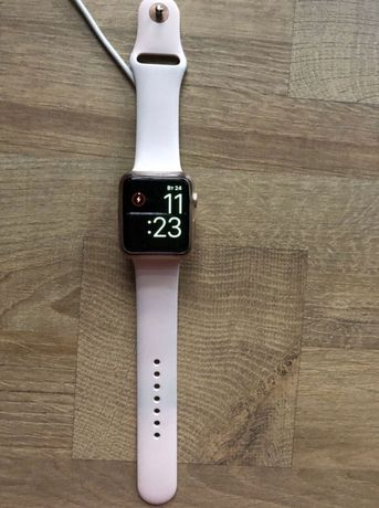 Смарт часы apple watch 3 series 3 42mm