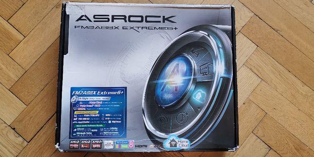 Płyta główna Asrock A88X EXTREME 6+ (FM2+ 3xPCIe DDR3)