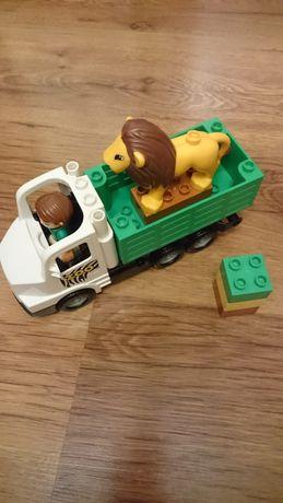 Zestaw lego duplo zoo