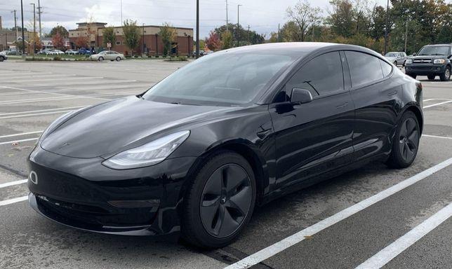 Tesla Model 3 Long Renge 2019