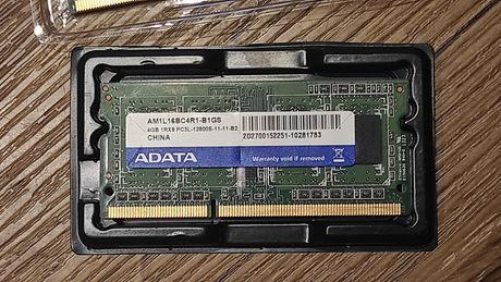 Pamięć DDR3 4gb do laptopa Adata