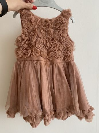 Платье на 1 годик Next Monsoon
