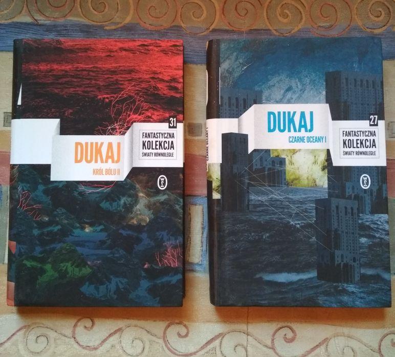 Fantastyka; Dukaj KRÓL BÓLU, Czarne oceany Lublin - image 1