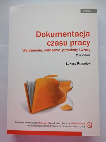 Dokumentacja czasu pracy - Ł. Prasołek