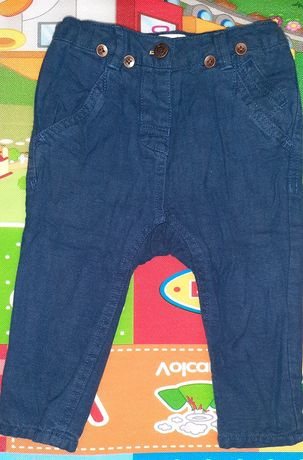 Детские на подкладе джинсы Zara