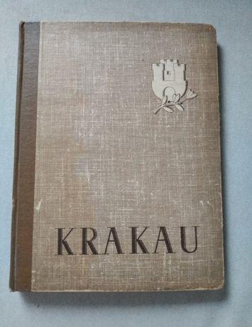 Ein Bildbuch KRAKAU - Kraków 1944