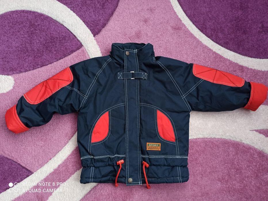 Продам куртку детскую на 4-5 лет Одесса - изображение 1