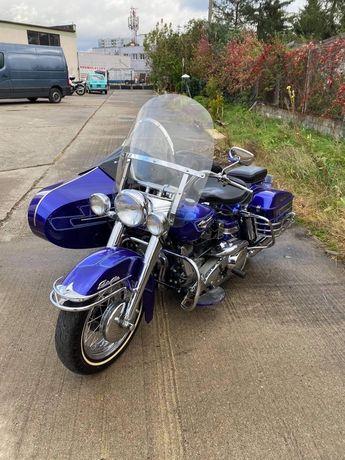 Harley Davidson Panhead 1200 FL zarejestrowany