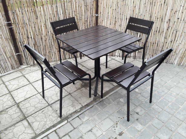 Мебель для дачи, летних площадок, кафе