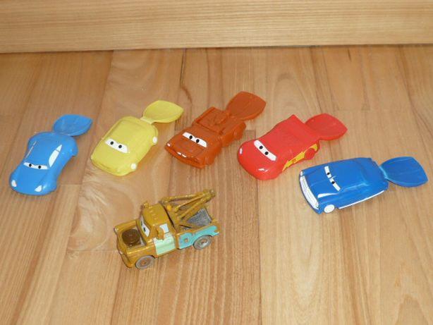Mattel CARS Auta Samochodzik Złomek FJH92+ gratisy