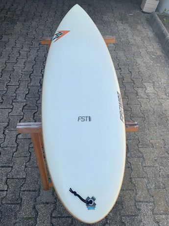 Prancha Surf Firewire Dominator 6'10 nova + extras
