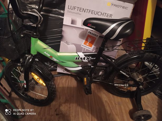 Rower Mexller BMX