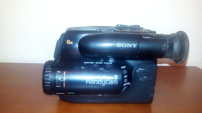 Camara de filmar Sony avariada